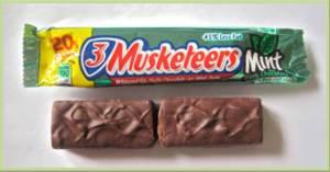 google image - Three Musketeers Mint