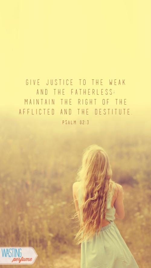 Psalm 82:3