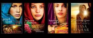 tessa afshar books