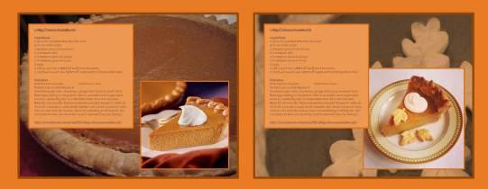 all recipe - pumpkin pie recipes