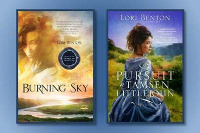 lori benton - book images