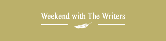 weekend with the writers banner