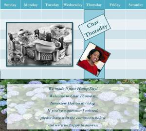 040716 - cecelia dowdy - chat thursday - banner