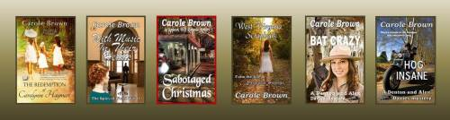 062016 - carole brown - book images