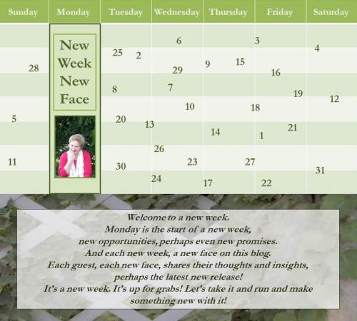 062016 - carole brown - new week new face - author banner