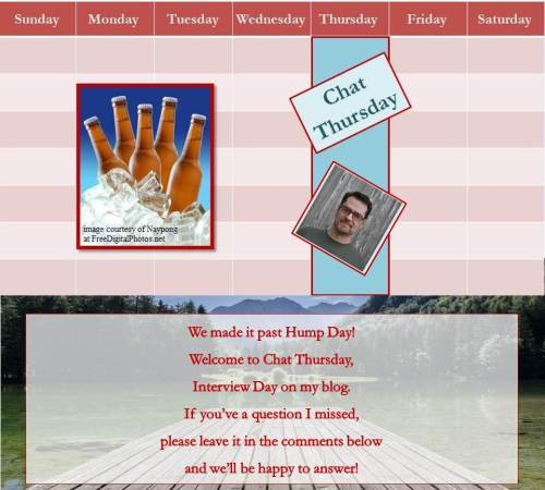 072116 - gene whitehead - man blitz - chat thursday - banner
