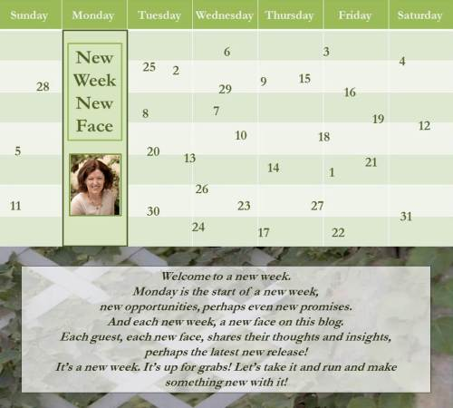 072516 - lesley ann mcdaniel - new week new face - author banner