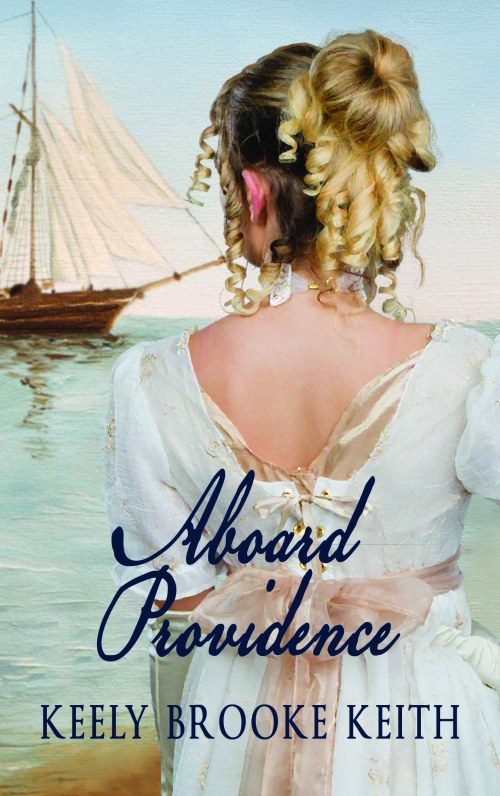 Aboard Providence - Cover