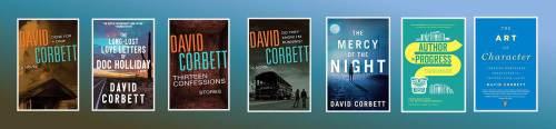 071819 - david corbett - book images