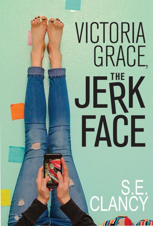 Victoria Grace front