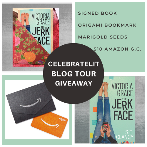 Victoria Grace giveaway