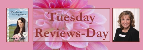 080420 - katherine's arrangement - tuesday reviews day banner