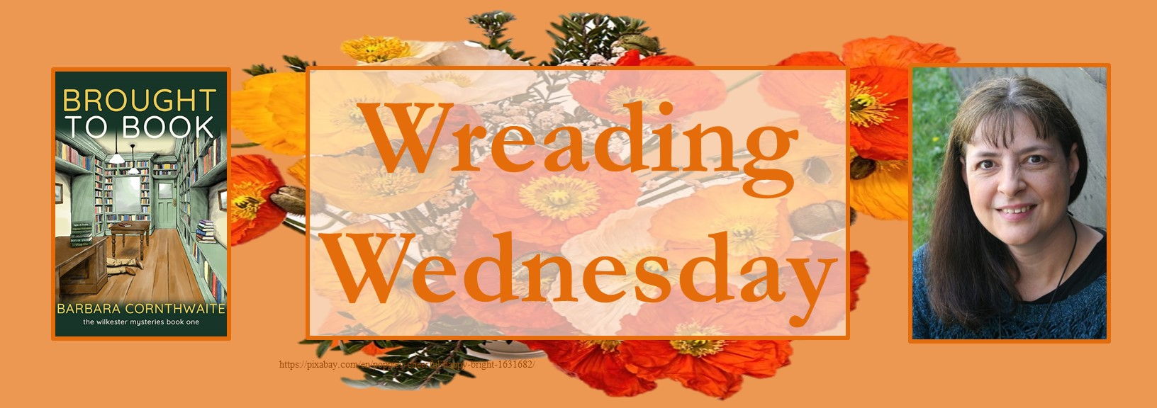 101420 - brought to book - wreading wednesday banner
