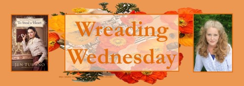 111820 - to steal a heart - wreading wednesday banner