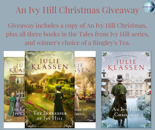 An Ivy Hill Christmas Giveaway