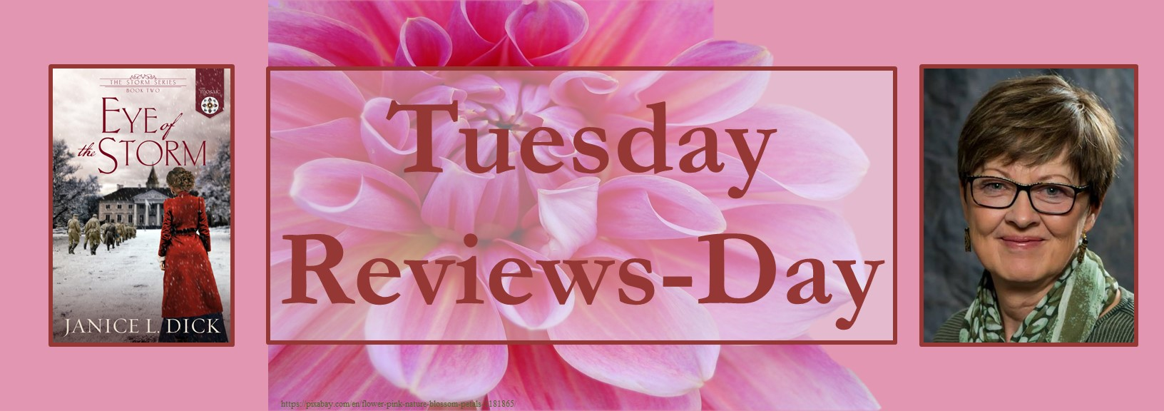 011221 - eye of the storm - tuesday reviews day banner