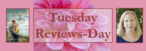 011921 - for the love of joy - tuesday reviews day banner
