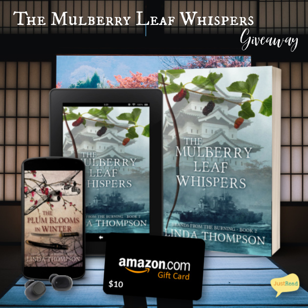 Giveaway_TheMulberryLeafWhispers_BlogReview_JR