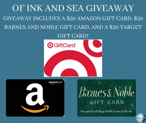 Of Ink and Sea Giveaway