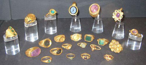 British_Museum_Thetford_Hoard_Rings - public domain image