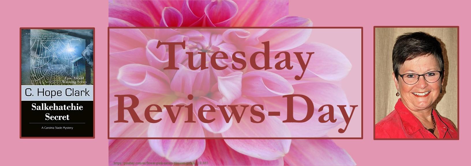 031621 - salkehatchie secret - tuesday reviews day banner