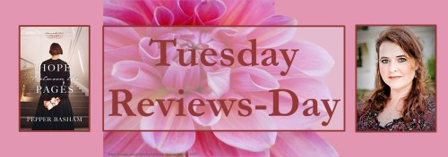 032321 - hope between the pages - tuesday reviews day banner
