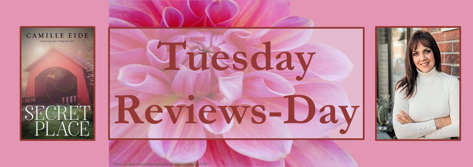 051521 - the secret place - tuesday reviews day banner