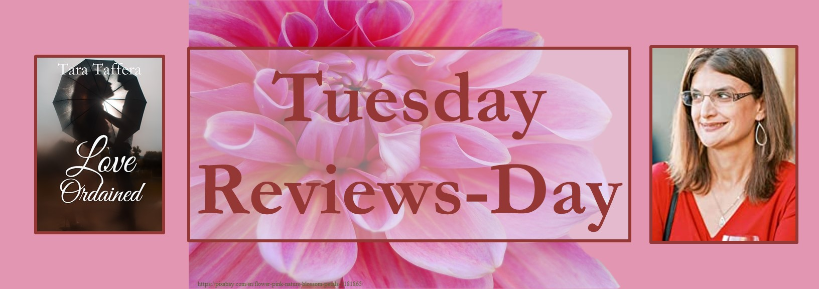 052521 - love ordained - tuesday reviews day banner