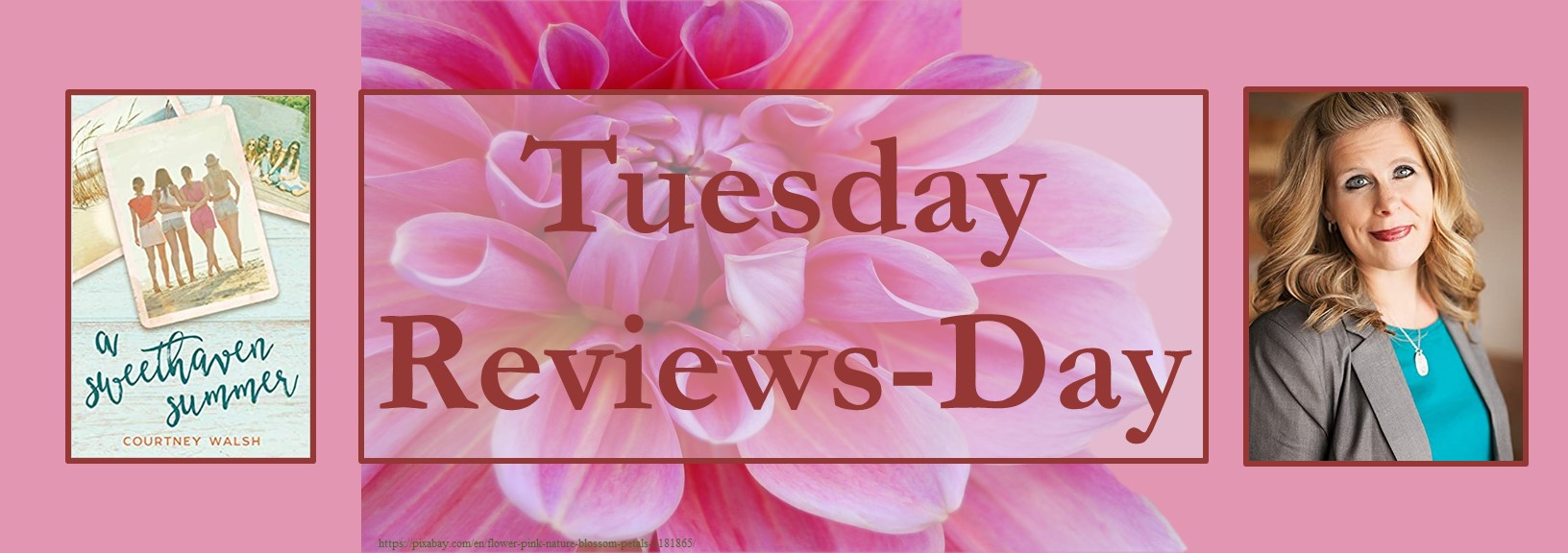 062921 - sweethaven summer - tuesday reviews day banner